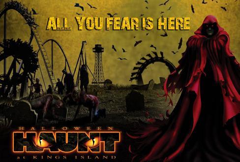 The Final Countdown: Halloween Haunt
