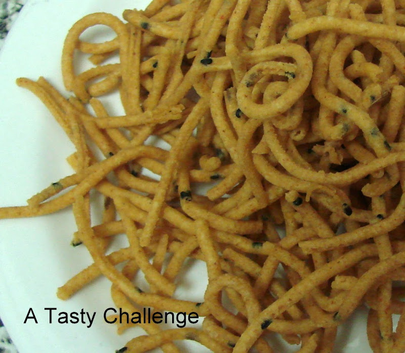 Spicy Murukku