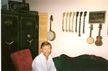 """Banjos """"Huber"""" (Nashville EE.UU)"""