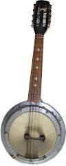 Banjo Mandolin - Banjolín