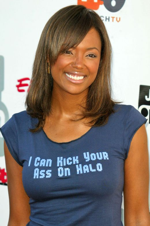 aisha2 Aisha Tyler. Tyler appeared in a nude pictorial, along with other ...