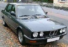 E28     1981 - 1987