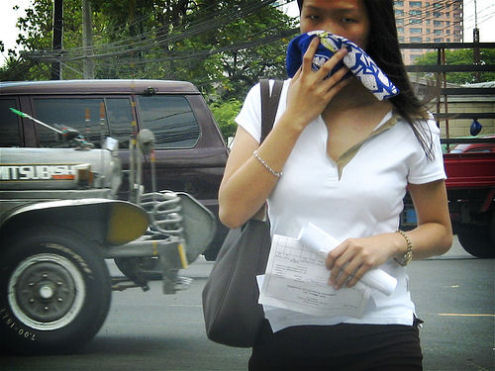 Air Pollution in the Philippines http://environment-times.blogspot.com/