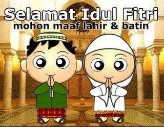Kumpulan SMS Idul Fitri Terbaru
