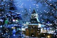 Membuat Efek Salju Pada Blog