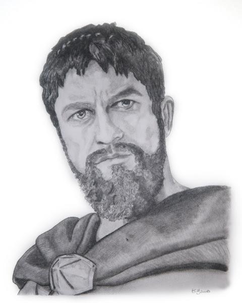 Spartan King Leonidas