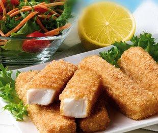 Cuna del bebe preparar recetas de dedos de pescado for Cocinar pescado para ninos