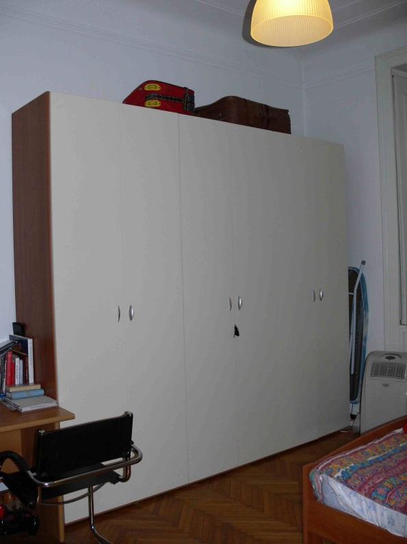 Mobili arredamento usato vendo milano camera da letto matrimoniale completa - Camera di letto usato ...