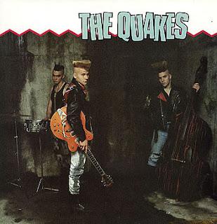 The Quakes - The Quakes