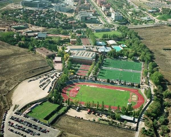 Madrid polideportivos centro polideportivo jos caballero for Piscinas cubiertas alcobendas
