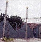 Madrid polideportivos polideportivo orcasur for Piscina municipal arganzuela