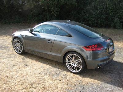 Audi Daytona Grey Audi Tt Pictures