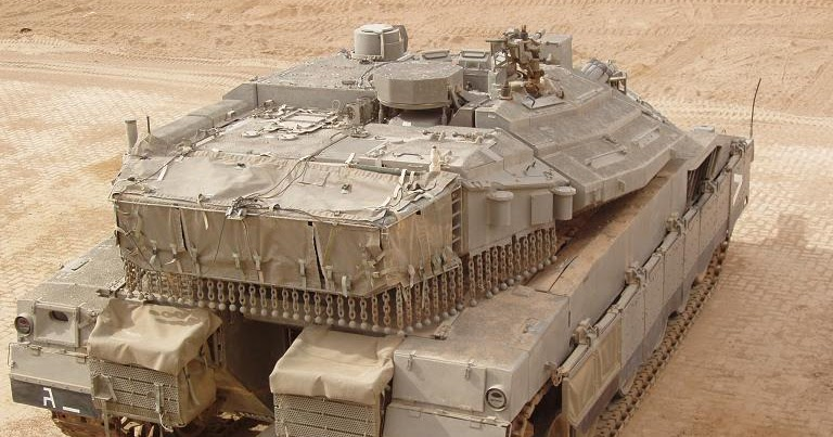 military picture MERKAVA Mk IV mbt pictures gallery