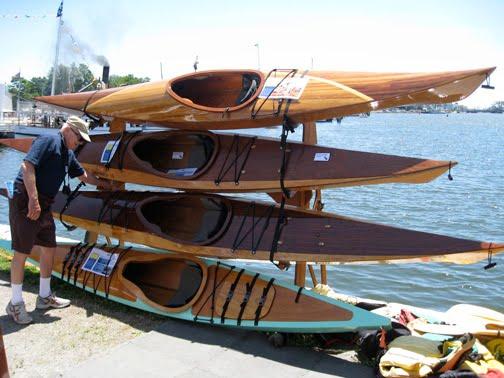 Paddling Upstream Mystic Woodenboat Show 2010 Episode 3