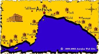 antalya Antalya Tarihi Yerler