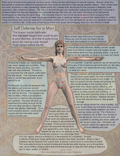 self defence against women