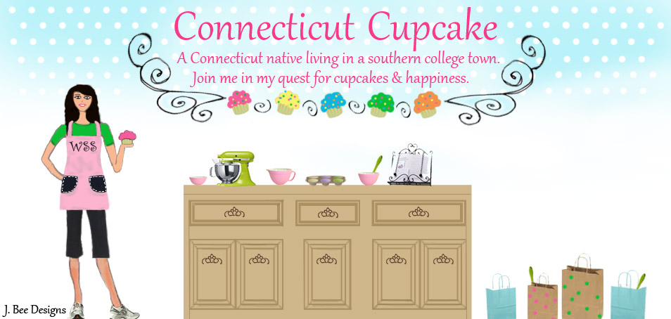 Connecticut Cupcake