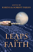Leaps of Faith: Anthology of Sci-Fi