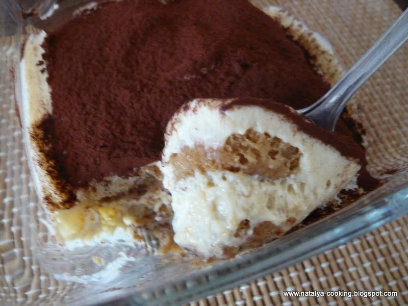 Natalya cooking: Bailey's Irish Cream Tiramisu /Tiramisu au Bailey's ...