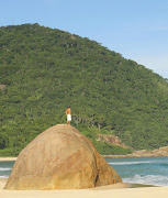 Atardecer en Playa Pontal. Playa Antiguos (después de Do Sonho)