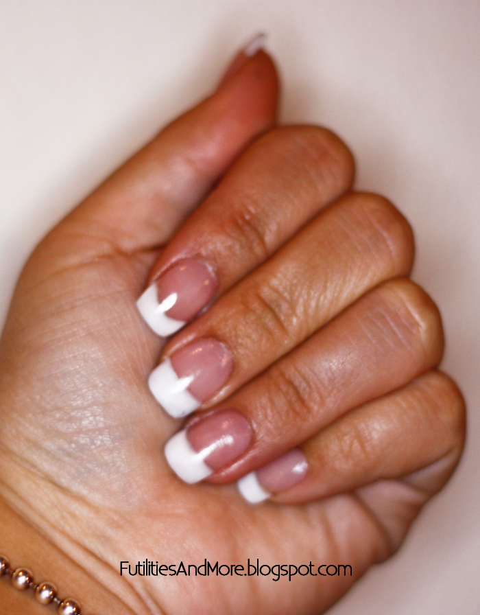Acrylic Nails, How to do acrylic nails, false nails, fake nails, french manicure, manicure, sally beauty, asp kit, aspire kit