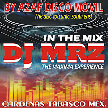 DJ MORZA CARDENAS TABASCO