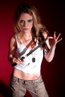rob zombie daughter nude