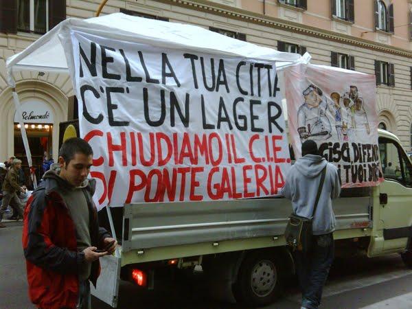 Contro il razzismo 200 mila in corteo a Roma
