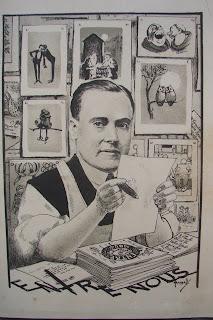 John Hassall W.V. Brooks