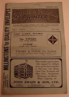 British & Colonial Printer & Stationer