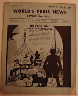 World's Press News and advertising facts