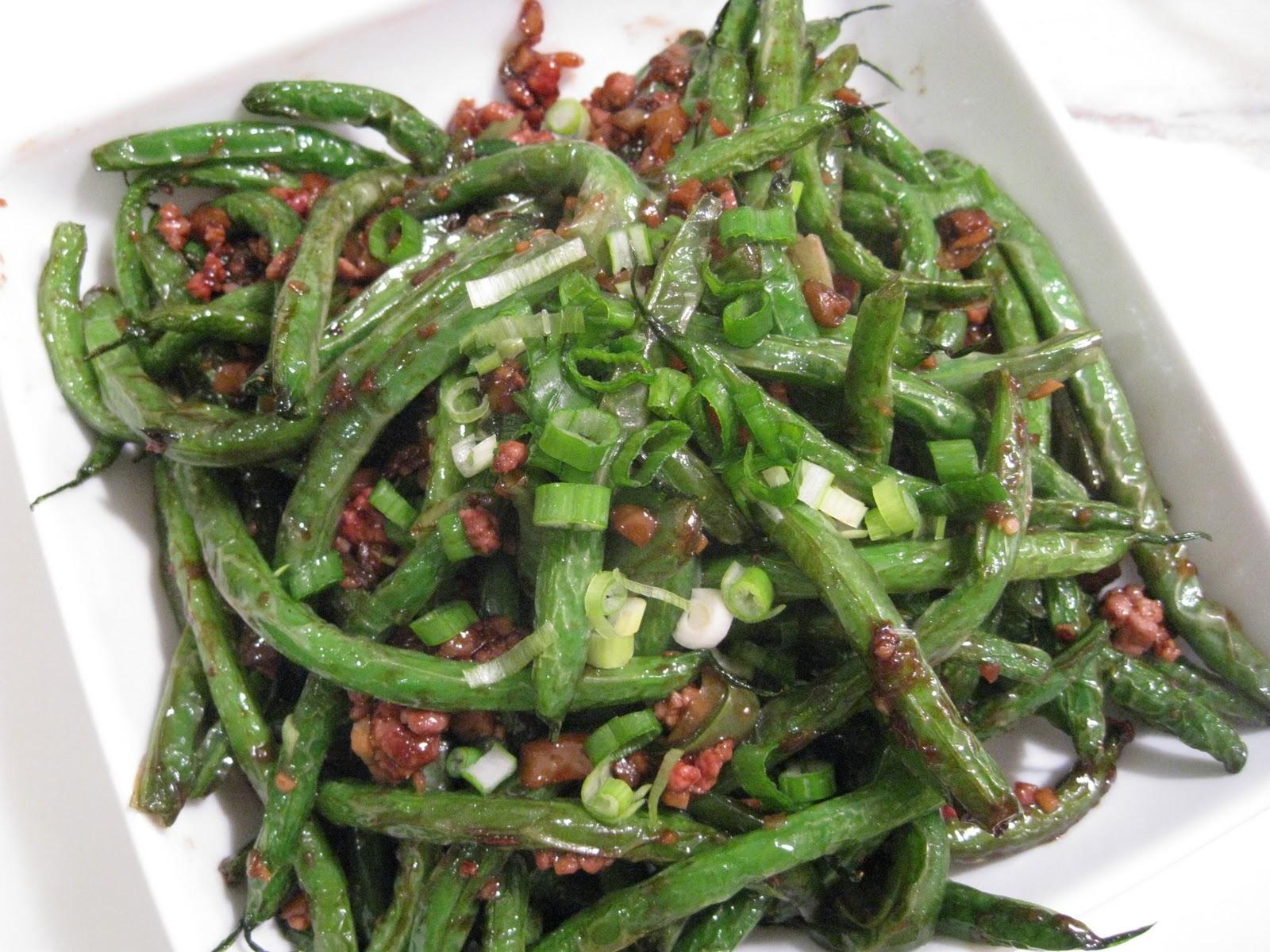 sliced green beans - HD1600×1200