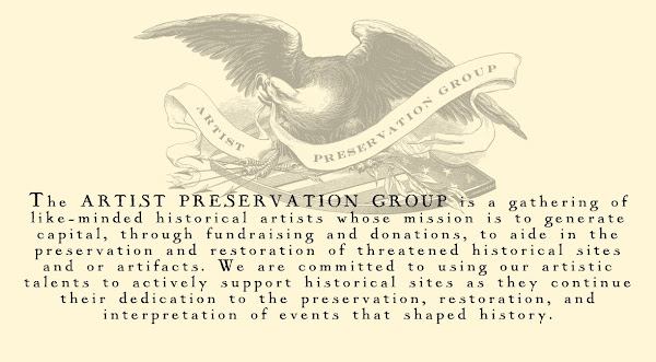 The Artist Preservation Group Newsletter