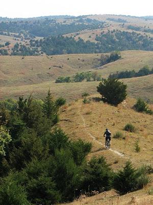 Chad Quigley - Potter's Pasture - Brady, NE - Oct 04, 2008 - mitchkline.com