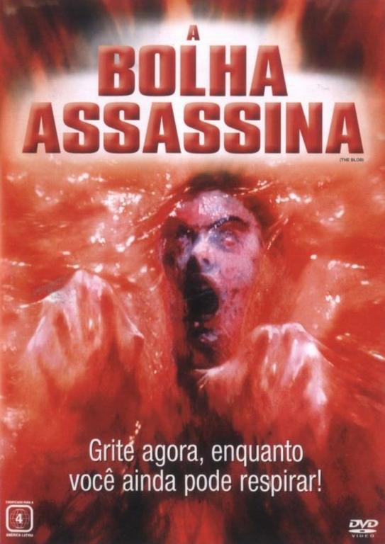 Filme Poster A Bolha Assassina DVDRip XviD & RMVB Dublado