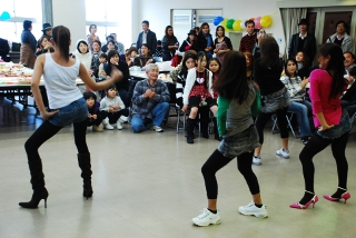 ダンスの写真