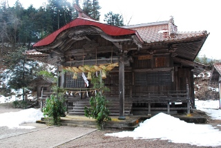 櫃田神社の写真