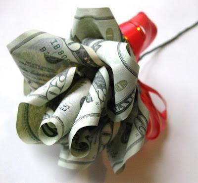 wedding gift money
