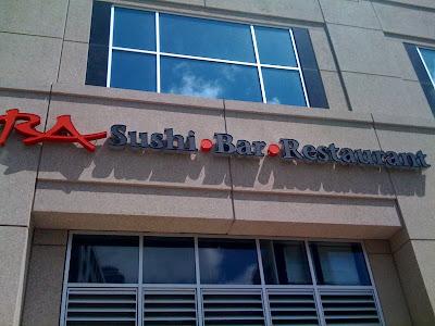 Ra Sushi Restaurant and Bar Opening in Midtown!~ RepeatATLANTA.com