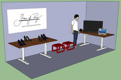 Fashion Software on 22 Michaels  Using 3d Software To Visualize Our Fashion Weekend Stall