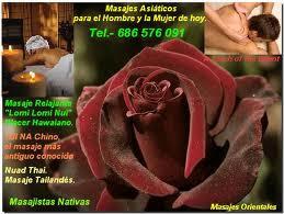 masaje oriental Madrid