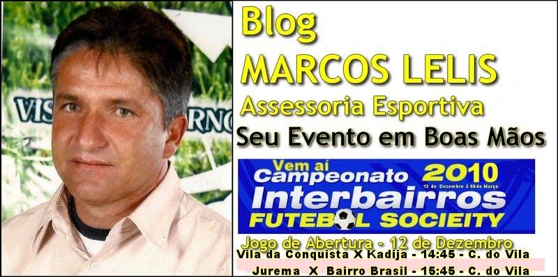 MARCOS LELIS Assessoria Esportiva