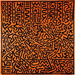 Keith Haring Arts Wallpapers
