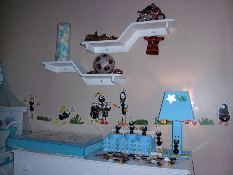 Oficina Da Decoração Jogo de Bebê Smilinguido -> Decoracao De Banheiro Pq
