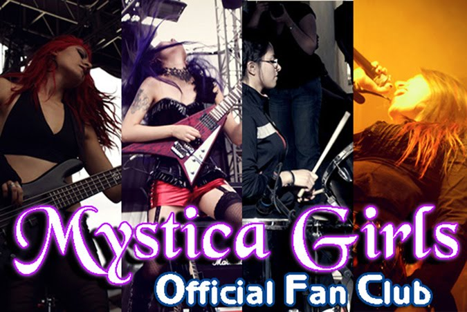 MYSTICA GIRLS OFFICIAL FAN CLUB
