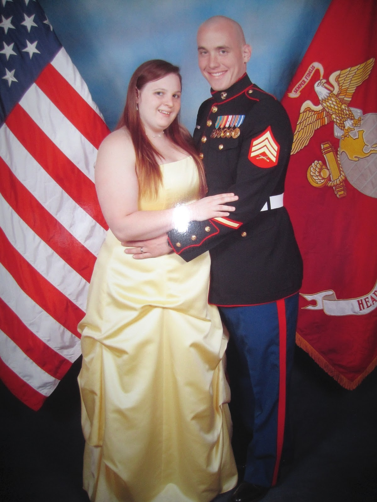 Young But Not (Completely) Dumb: 235th Marine Corps Ball