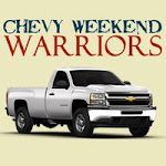 "I'm a Chevy ""Weekend Warrior"" !!"