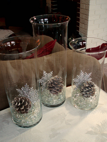 Decorating Ideas > Delicacies And Decor Its Beginning To Look Alot Like  ~ 174956_Christmas Vase Decoration Ideas