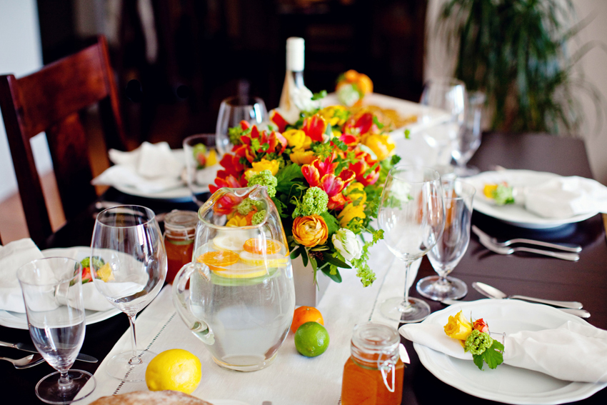 Table Top Decorations For Parties