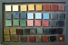 Los colores Quadrat